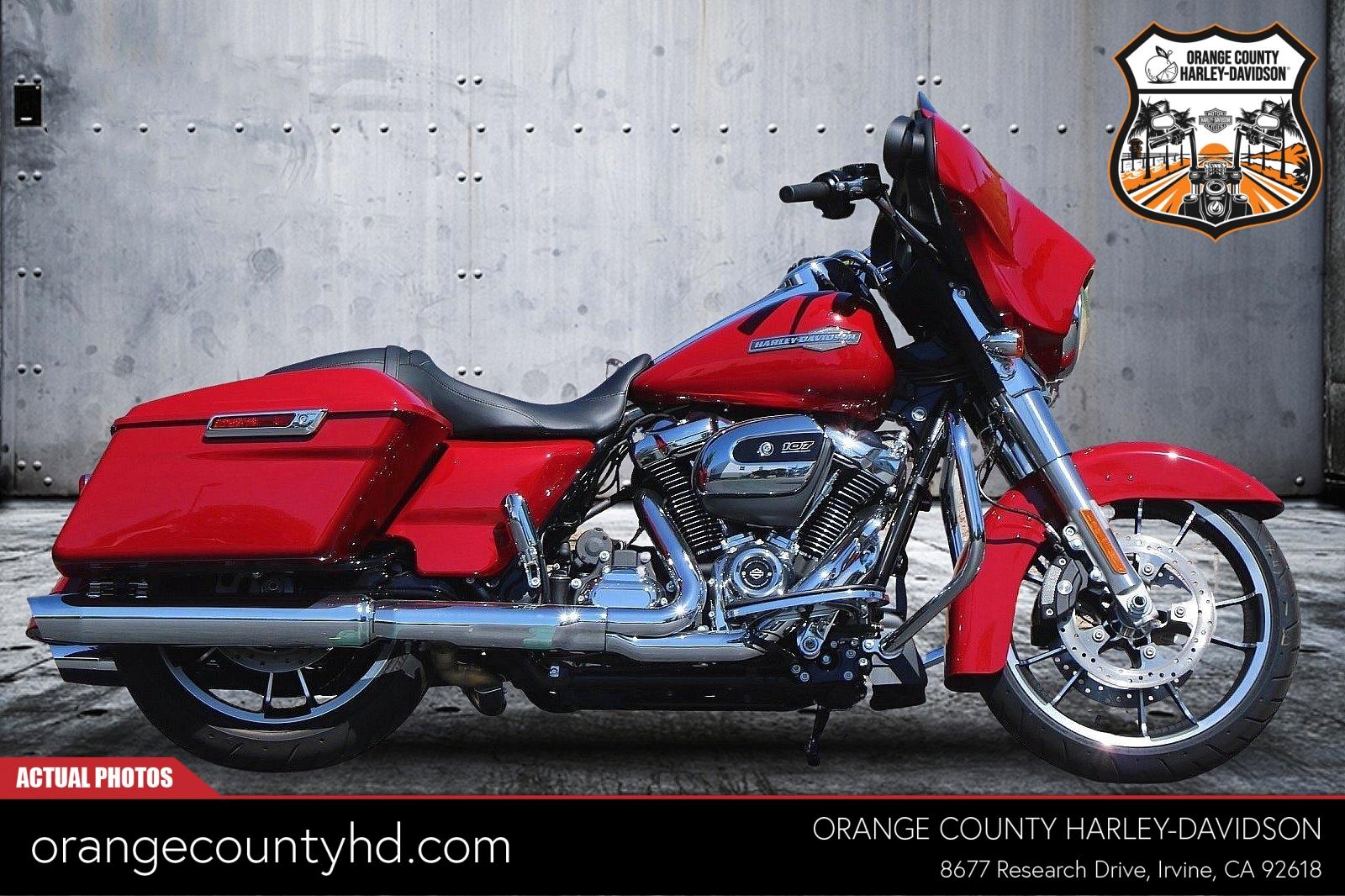 2021 Harley-Davidson Street Glide [9]