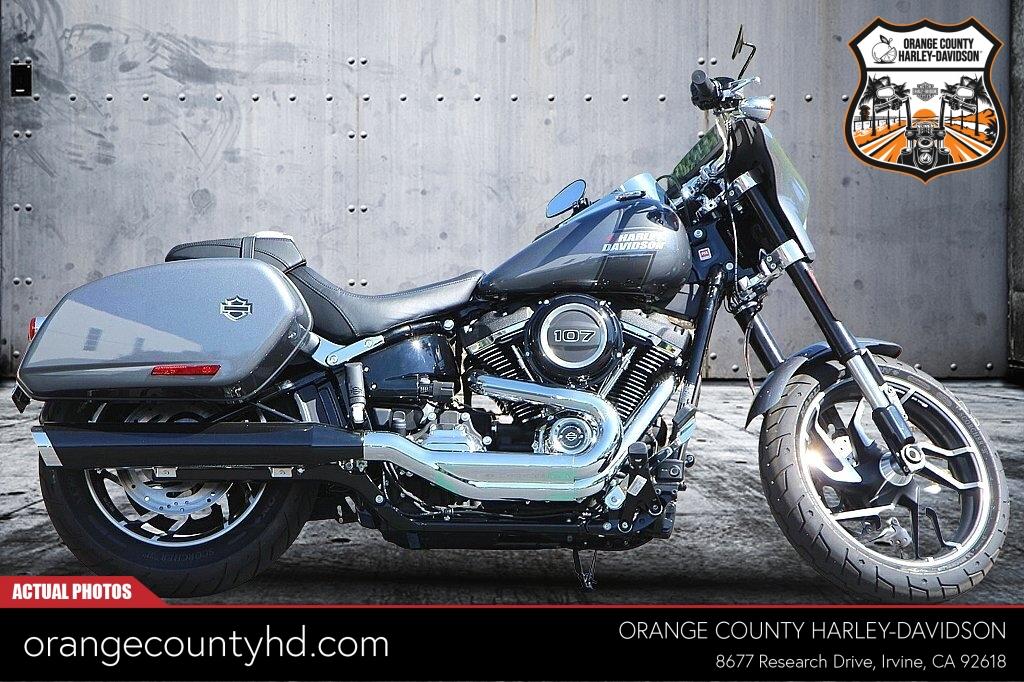 2021 Harley-Davidson Sport Glide [10]