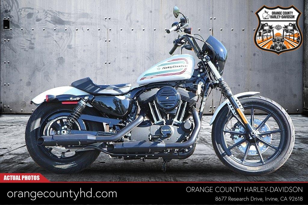 2021 Harley-Davidson XL1200NS [11]