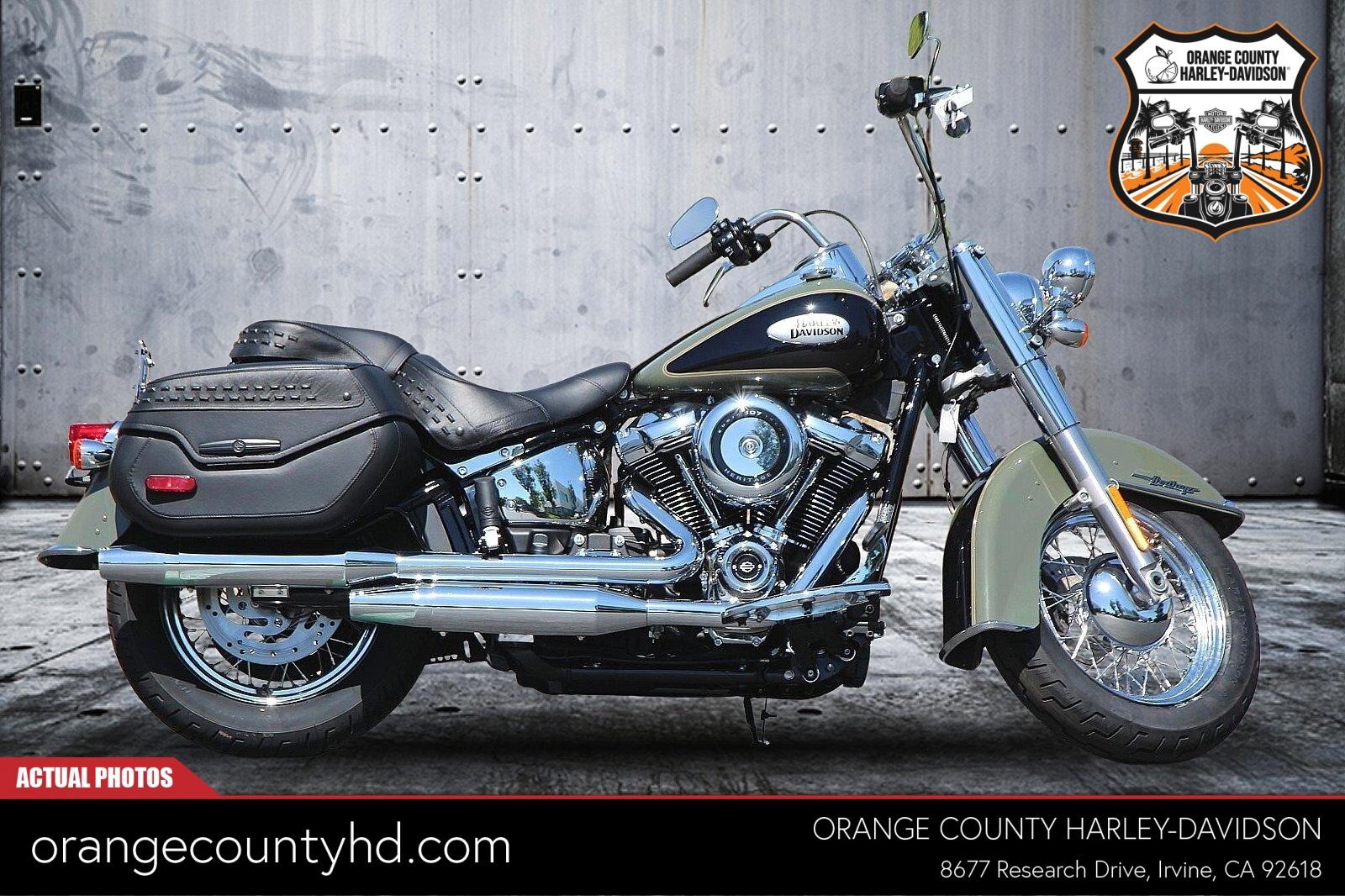 2021 Harley-Davidson Heritage Classic [15]