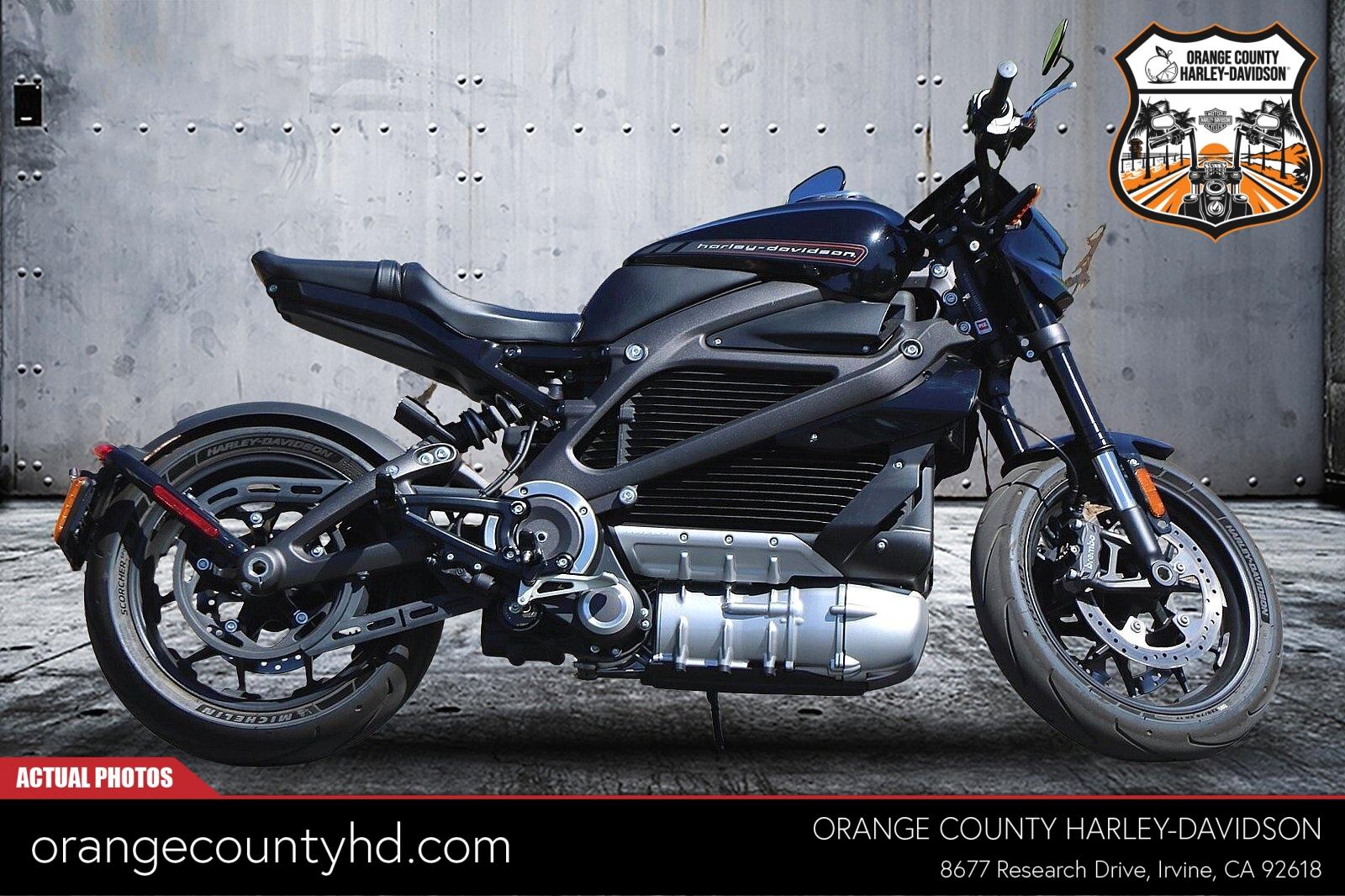 2020 Harley-Davidson Livewire [18]