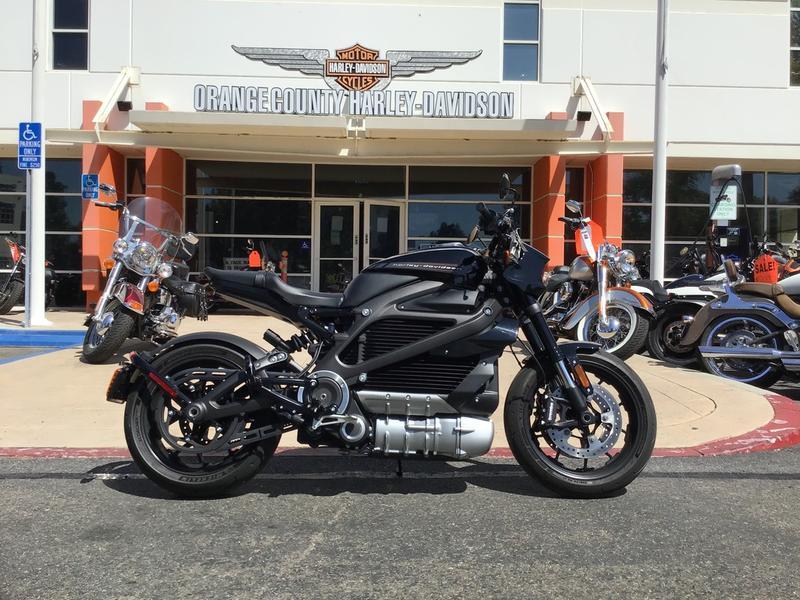 2020 Harley-Davidson Livewire [23]