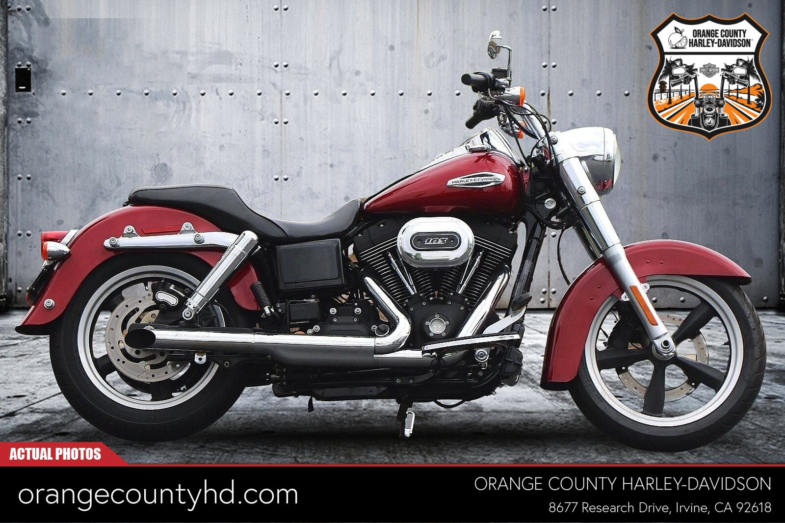2016 Harley-Davidson FLD103 [20]