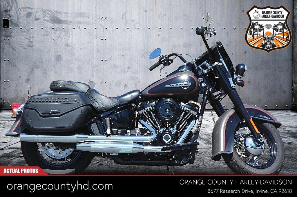 2018 Harley-Davidson Heritage Classic [22]