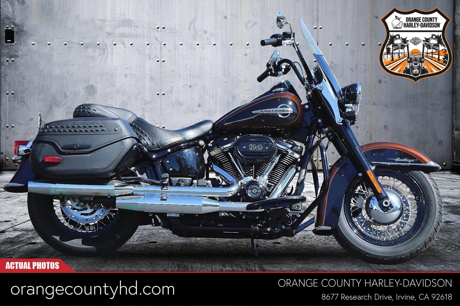 2019 Harley-Davidson FLHCS [23]
