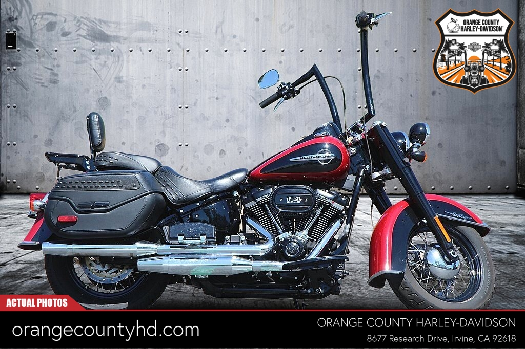 2020 Harley-Davidson Heritage Classic 114 [24]