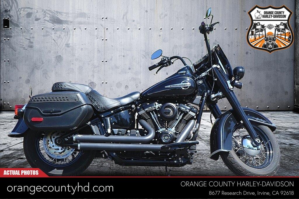 2020 Harley-Davidson Heritage Classic 114 [26]