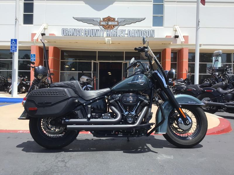 2020 Harley-Davidson Heritage Classic 114 [3]