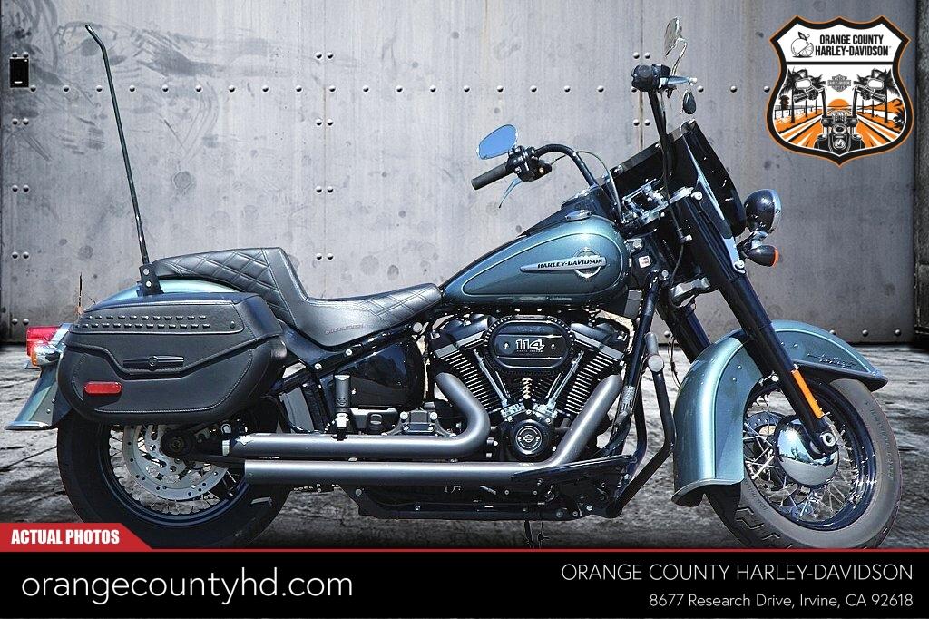 2020 Harley-Davidson Heritage Classic 114 [25]
