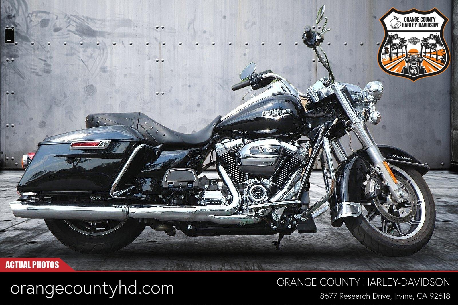2018 Harley-Davidson Road King [27]