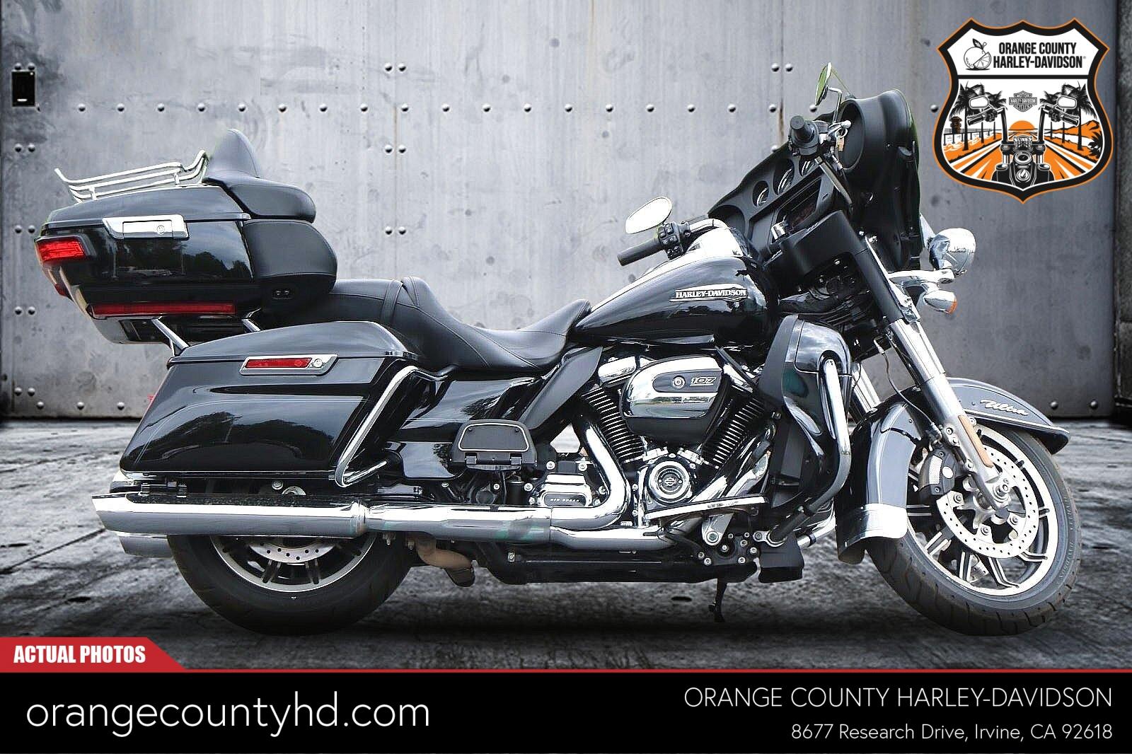 2019 Harley-Davidson Ultra Classic Electra Glide [28]
