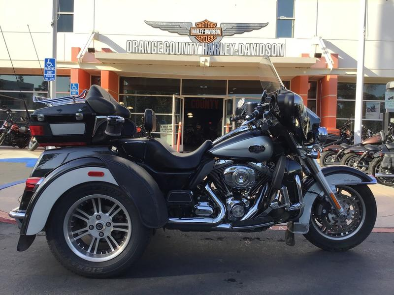 2013 Harley-Davidson Tri-Glide [0]