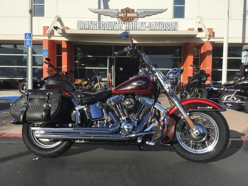 2012 Harley-Davidson Heritage Softail Classic 103 [16]