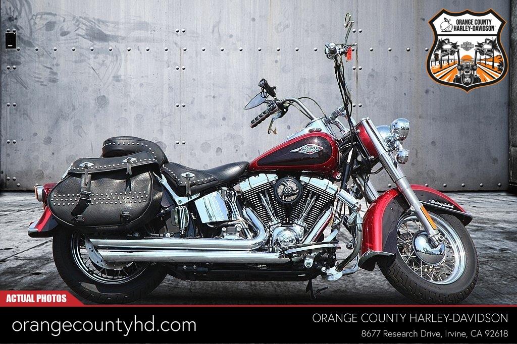 2012 Harley-Davidson Heritage Softail Classic 103 [42]