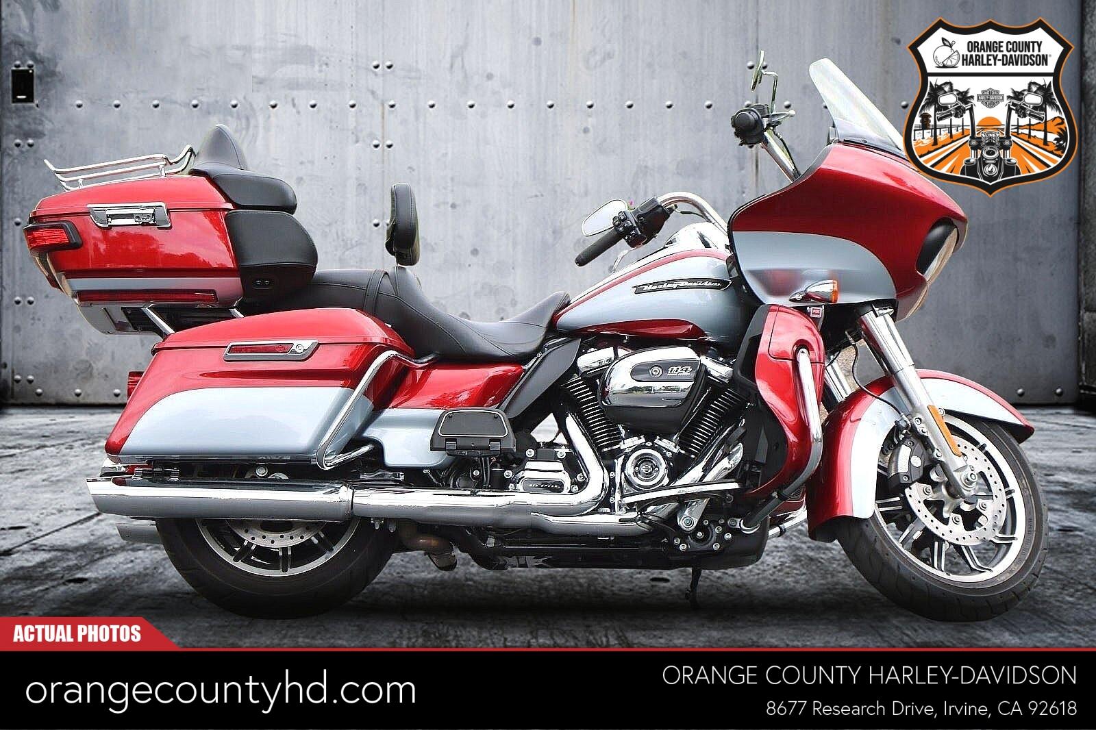 2019 Harley-Davidson FLTRU [44]