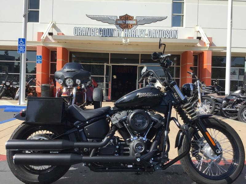 2019 Harley-Davidson Street Bob [24]