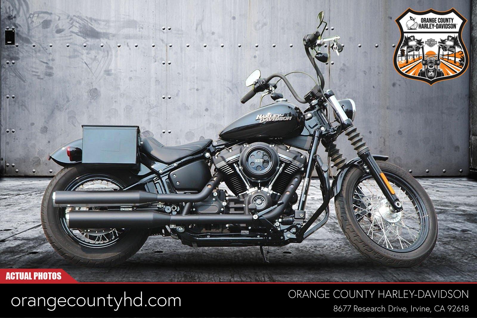 2019 Harley-Davidson Street Bob [46]