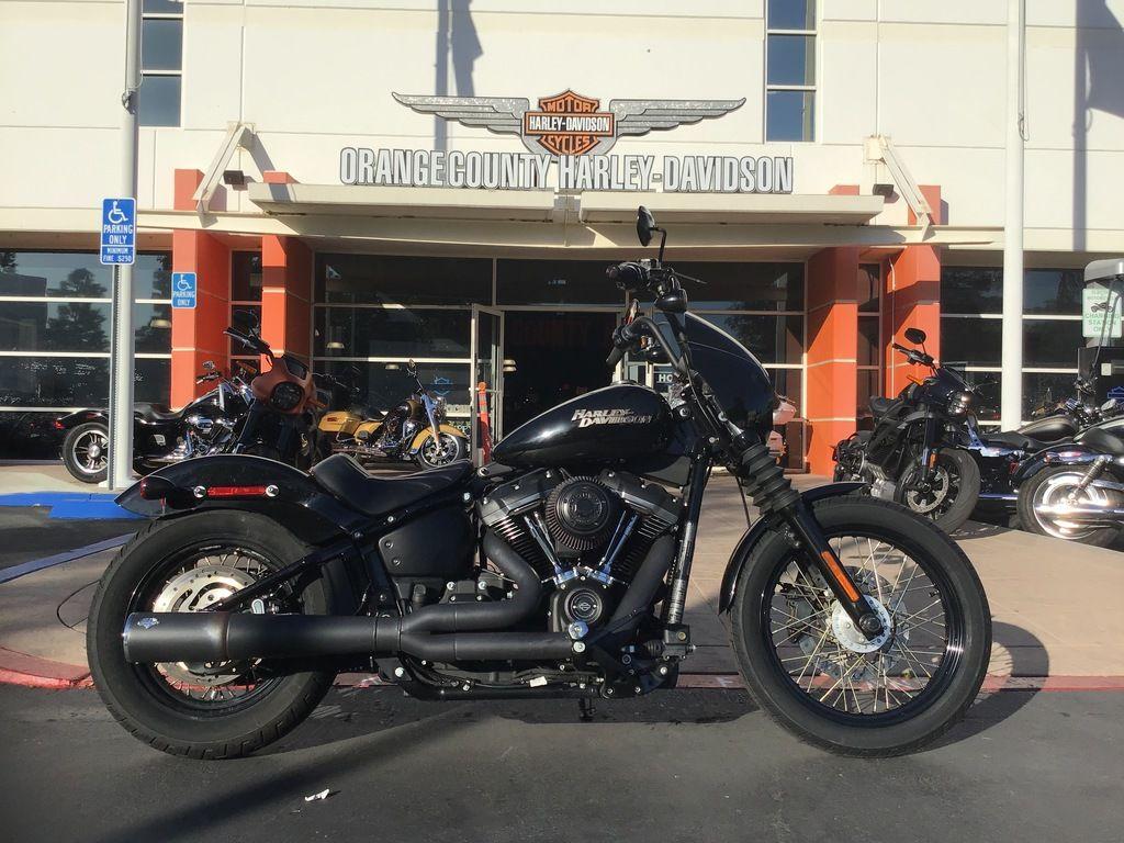2018 Harley-Davidson Street Bob [5]