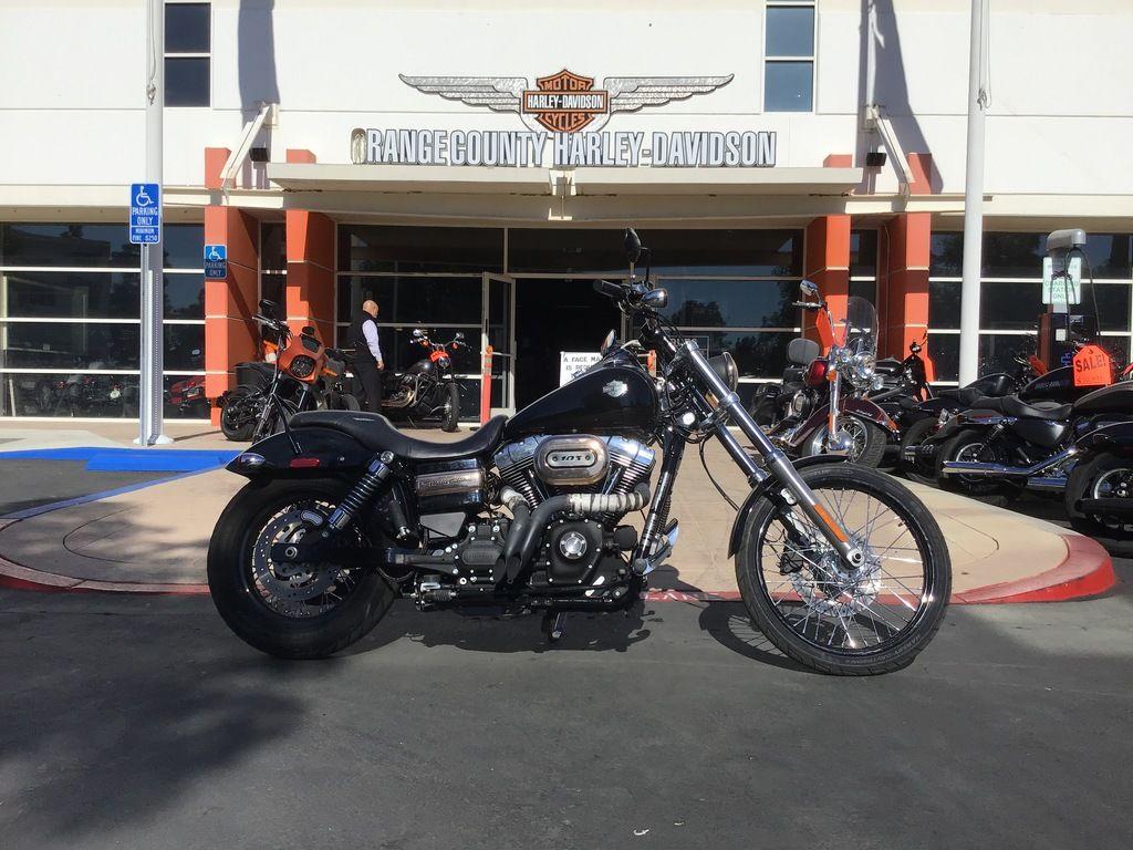 2017 Harley-Davidson FXDWG103 [11]