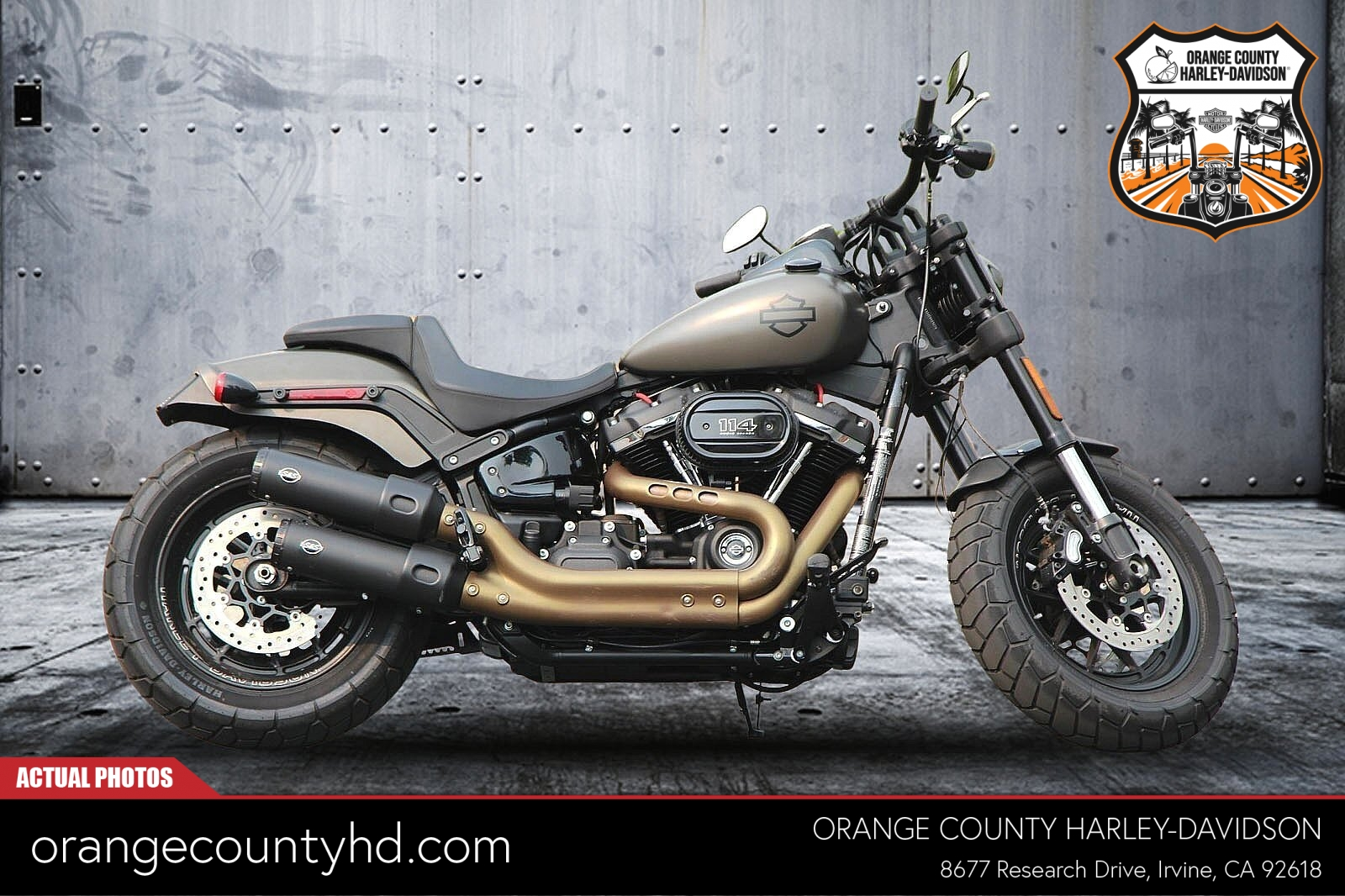 2018 Harley-Davidson FXFBS [50]