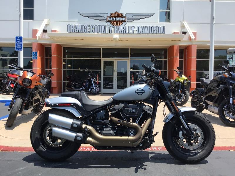 2020 Harley-Davidson Fat Bob 114 [0]