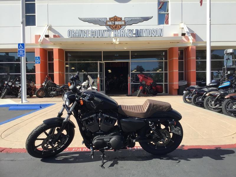 2018 Harley-Davidson Sportster 883 Iron [0]