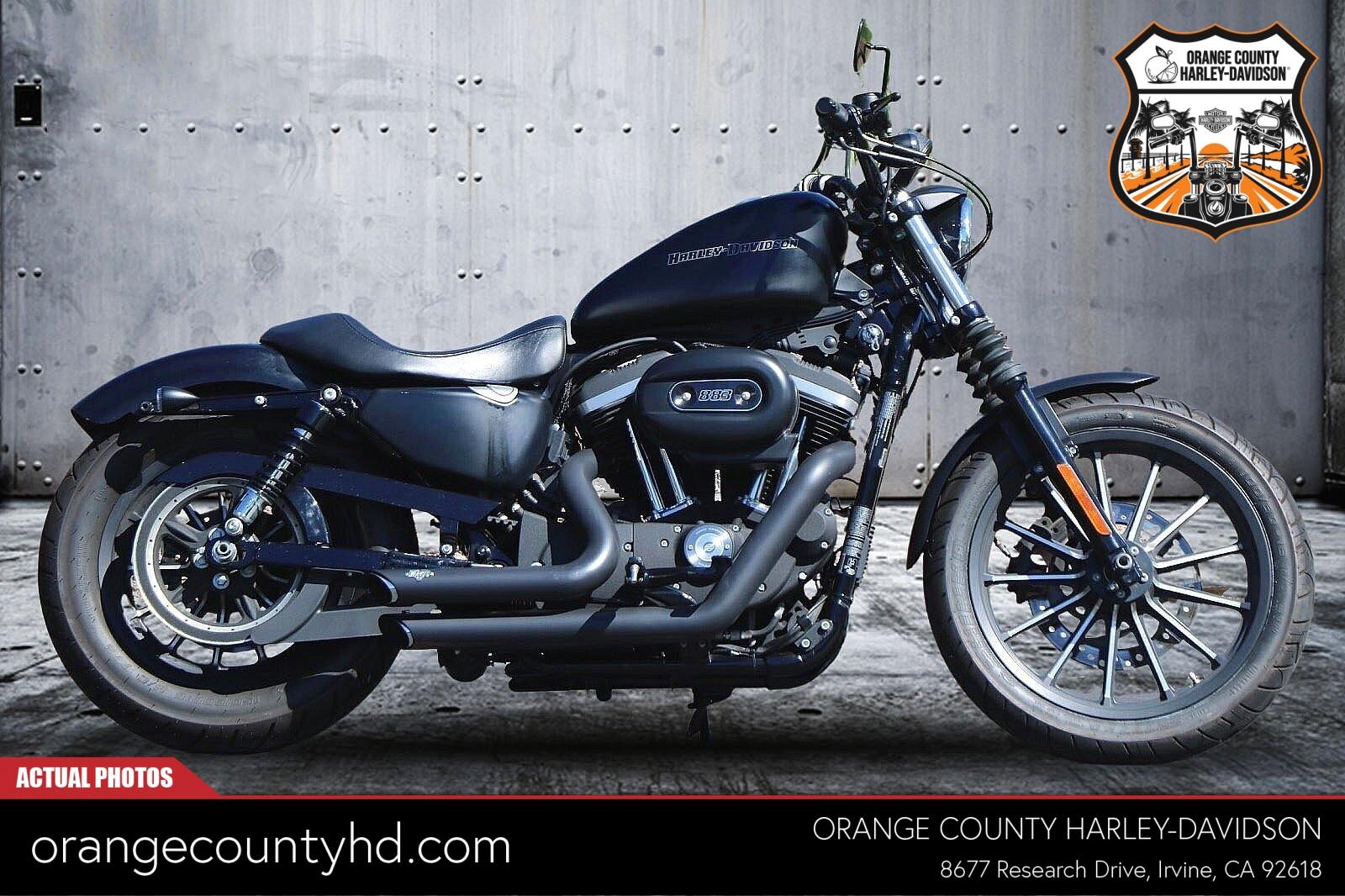 2014 Harley-Davidson Sportster 883 Iron [54]