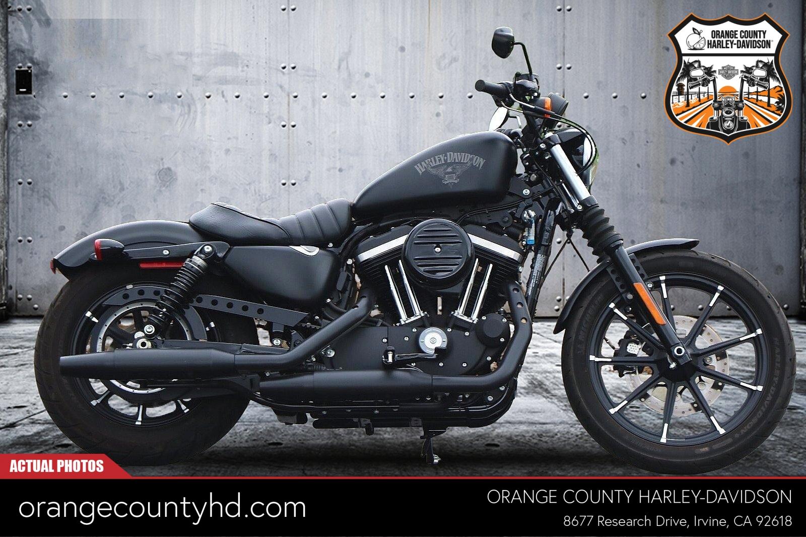 2017 Harley-Davidson Sportster 883 Iron [55]