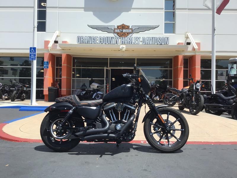 2020 Harley-Davidson Sportster 883 Iron [4]