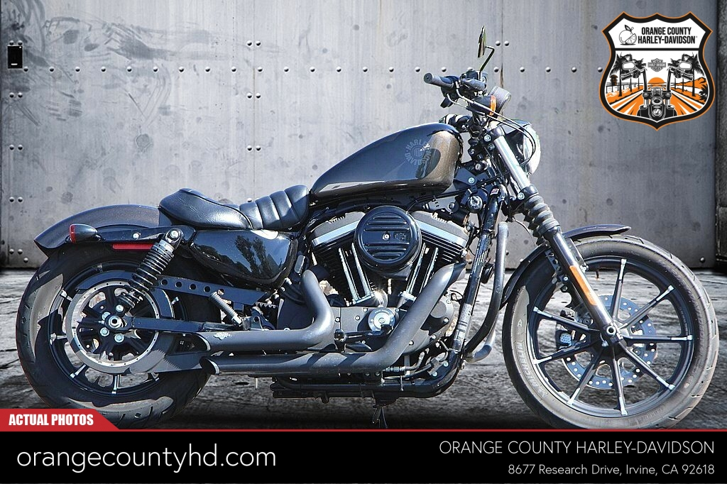 2020 Harley-Davidson Sportster 883 Iron [56]