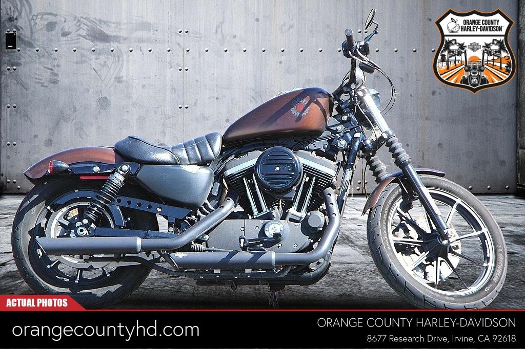 2019 Harley-Davidson Sportster 883 Iron [58]