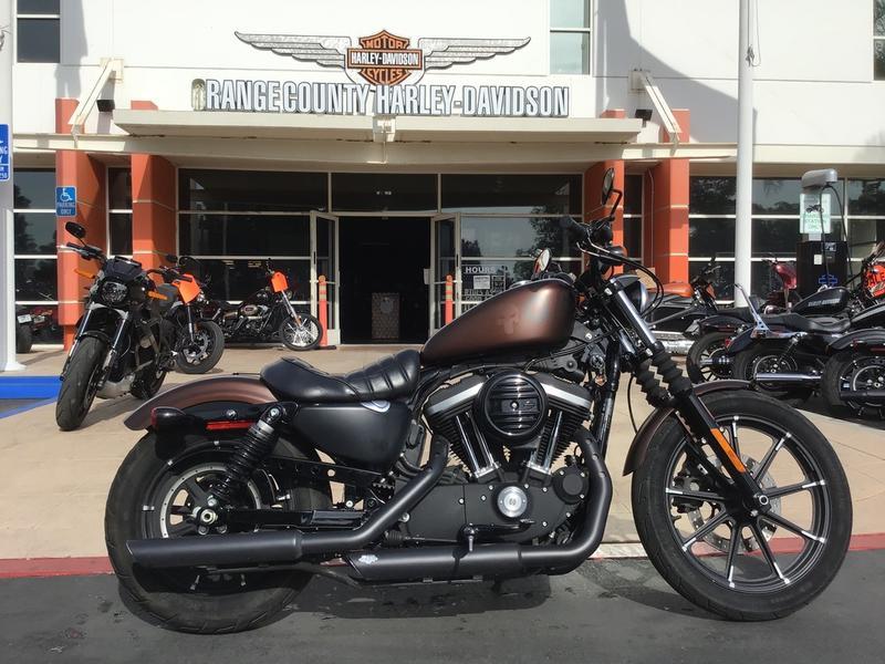 2019 Harley-Davidson Sportster 883 Iron [6]