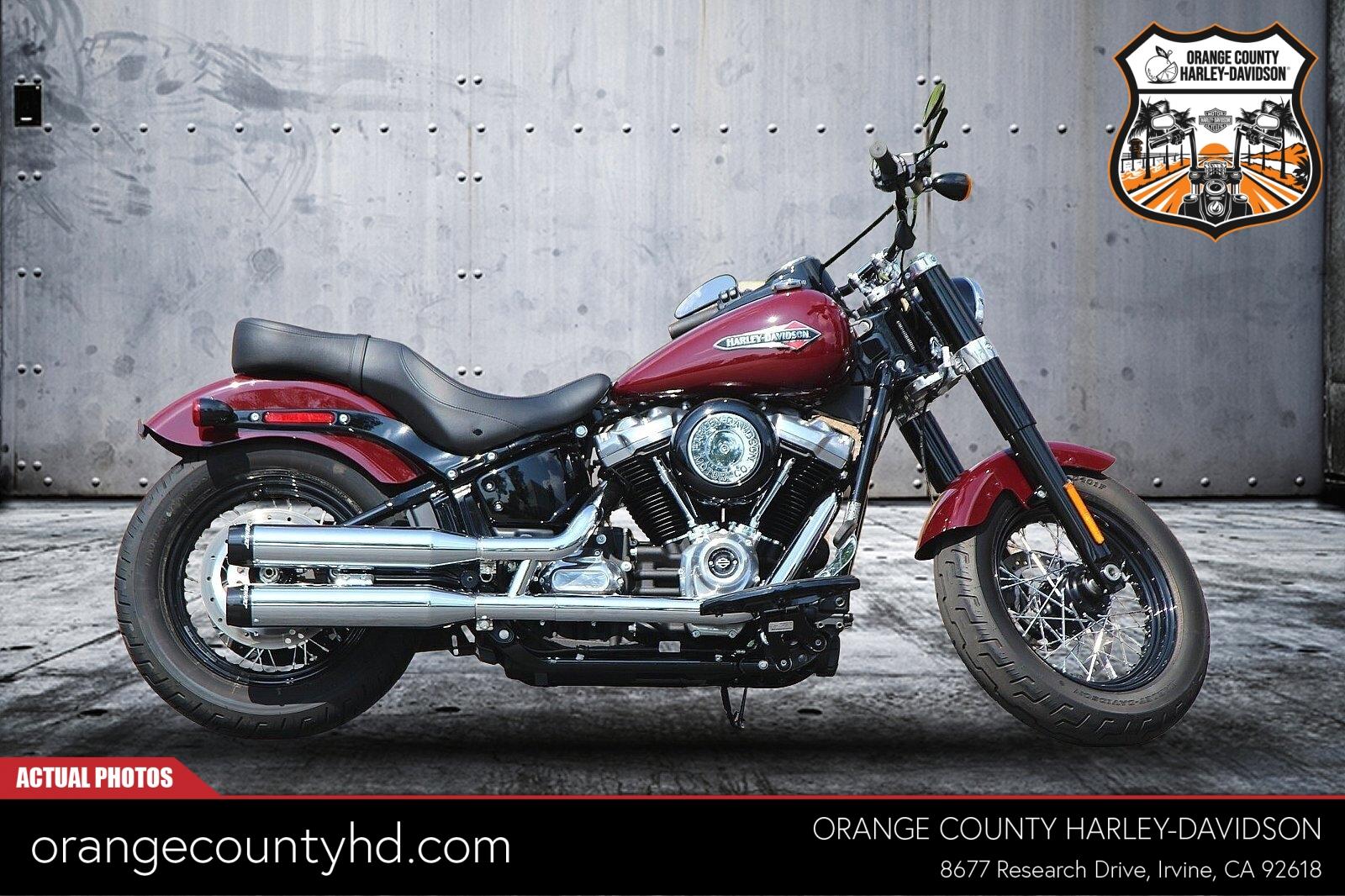 2020 Harley-Davidson Softail Slim [60]