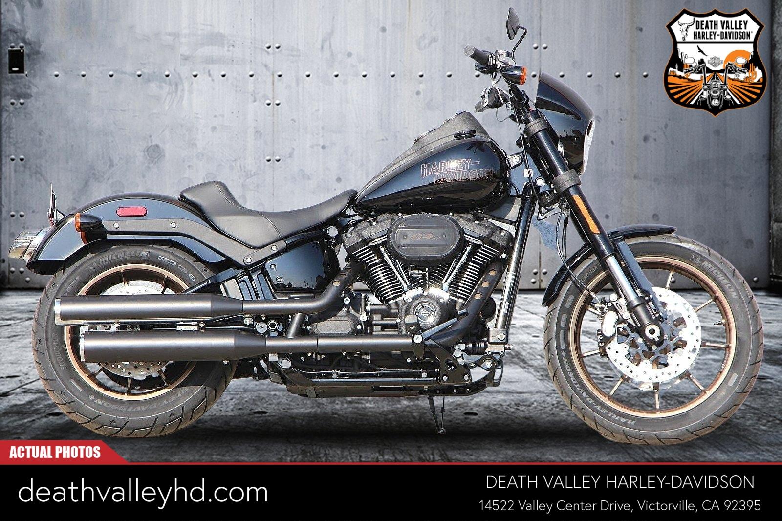 2021 Harley-Davidson Lowrider S [39]