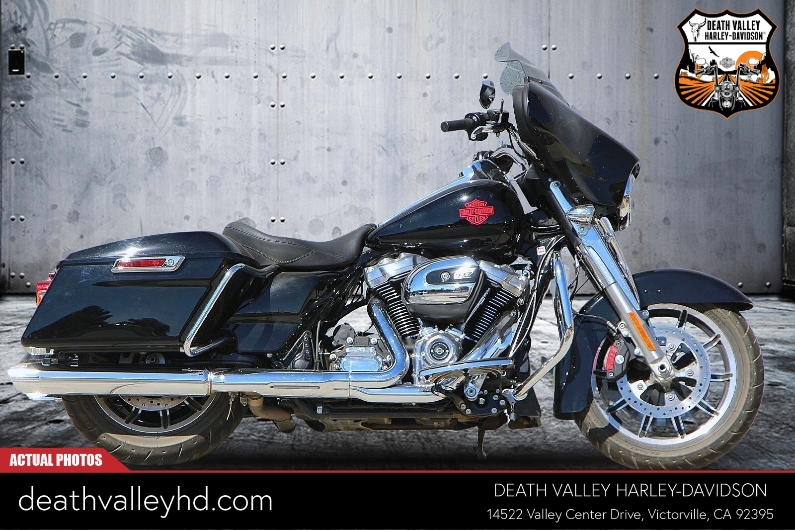 2020 Harley-Davidson Electra Glide Standard [1]