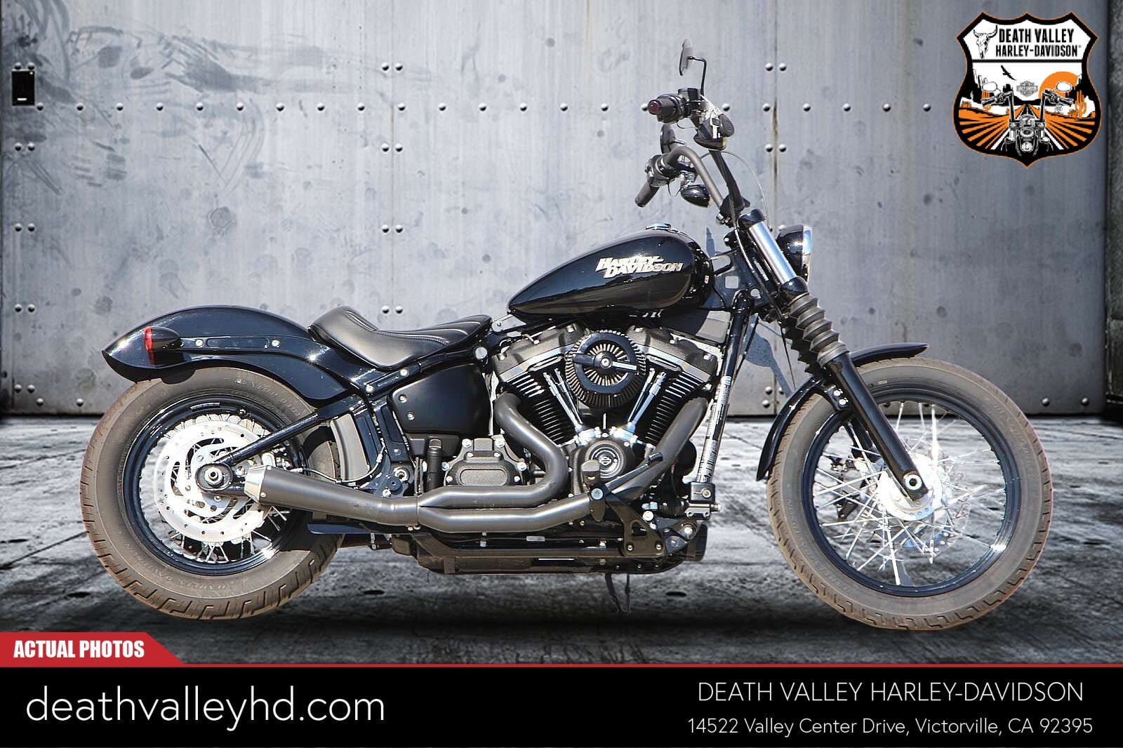 2018 Harley-Davidson Street Bob [12]