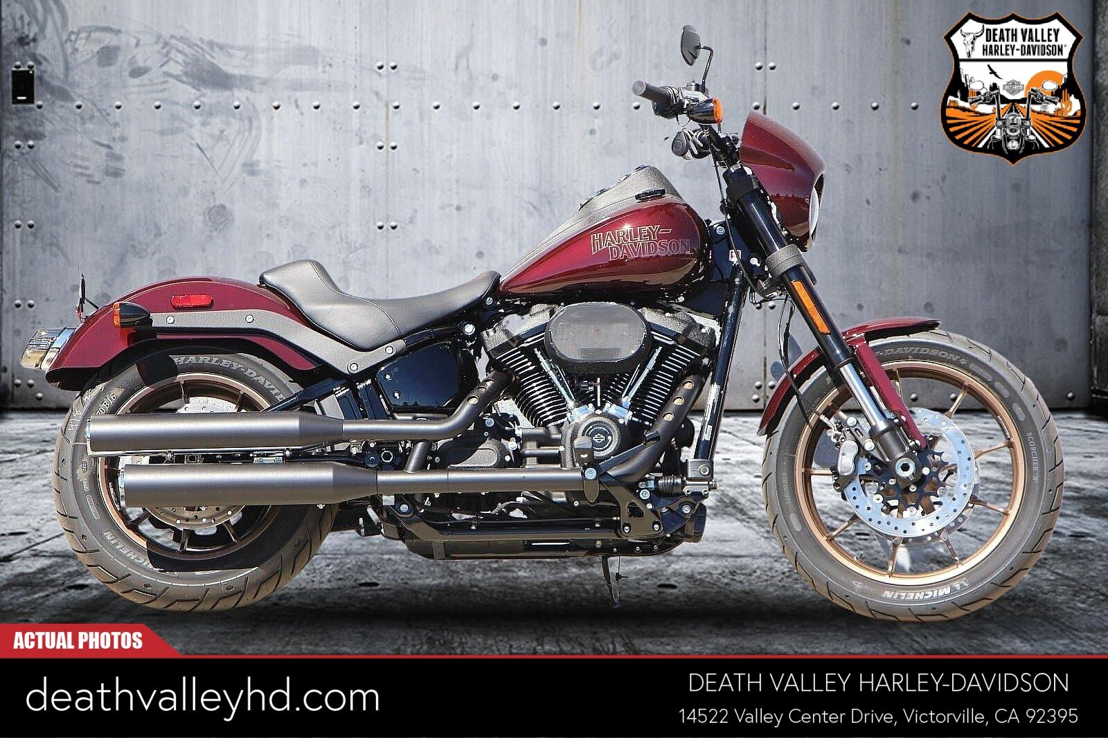 2021 Harley-Davidson Lowrider S [41]