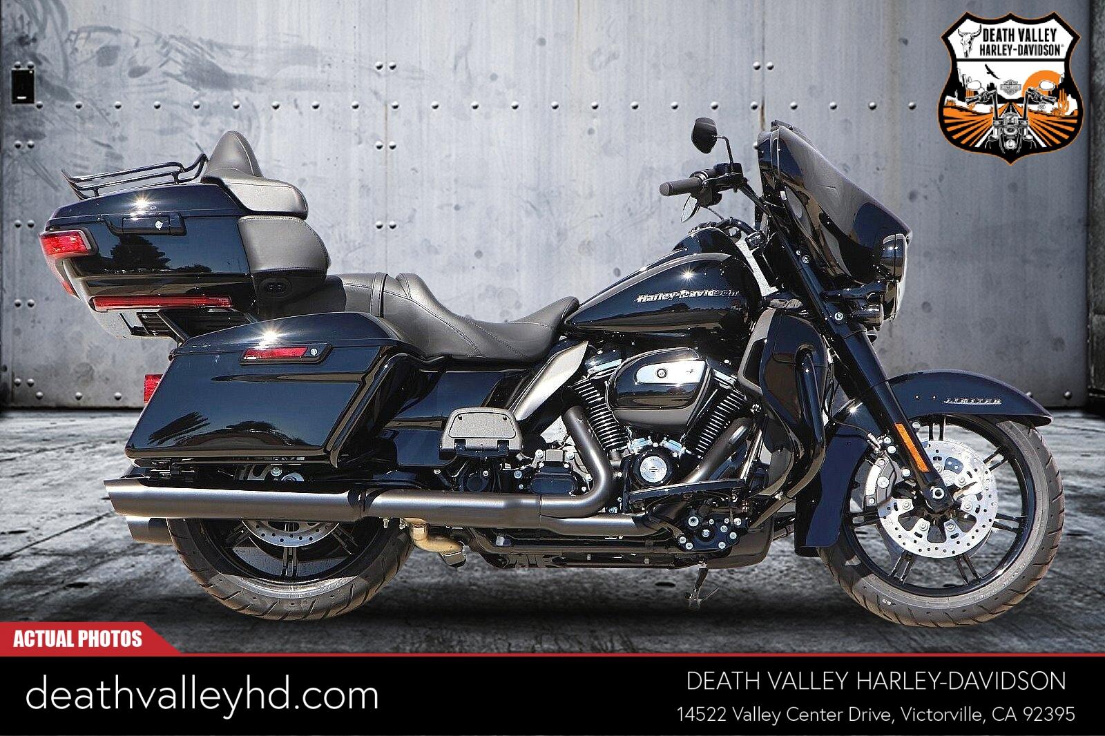 2021 Harley-Davidson Ultra Limited [1]