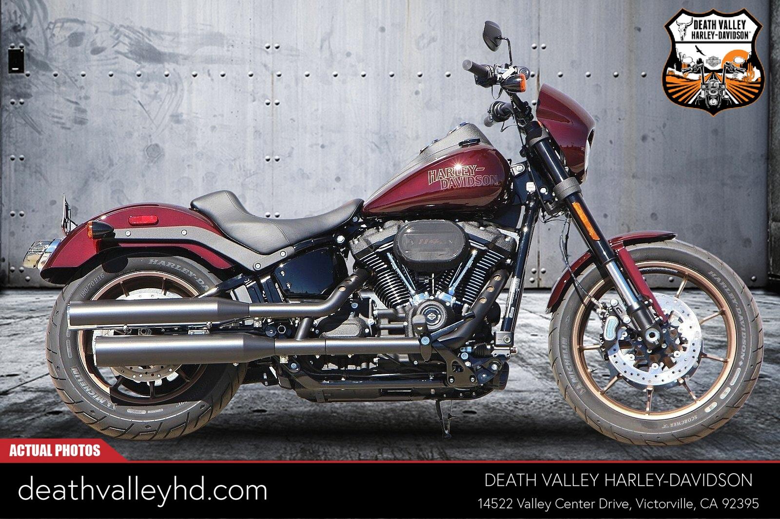 2021 Harley-Davidson Lowrider S [47]