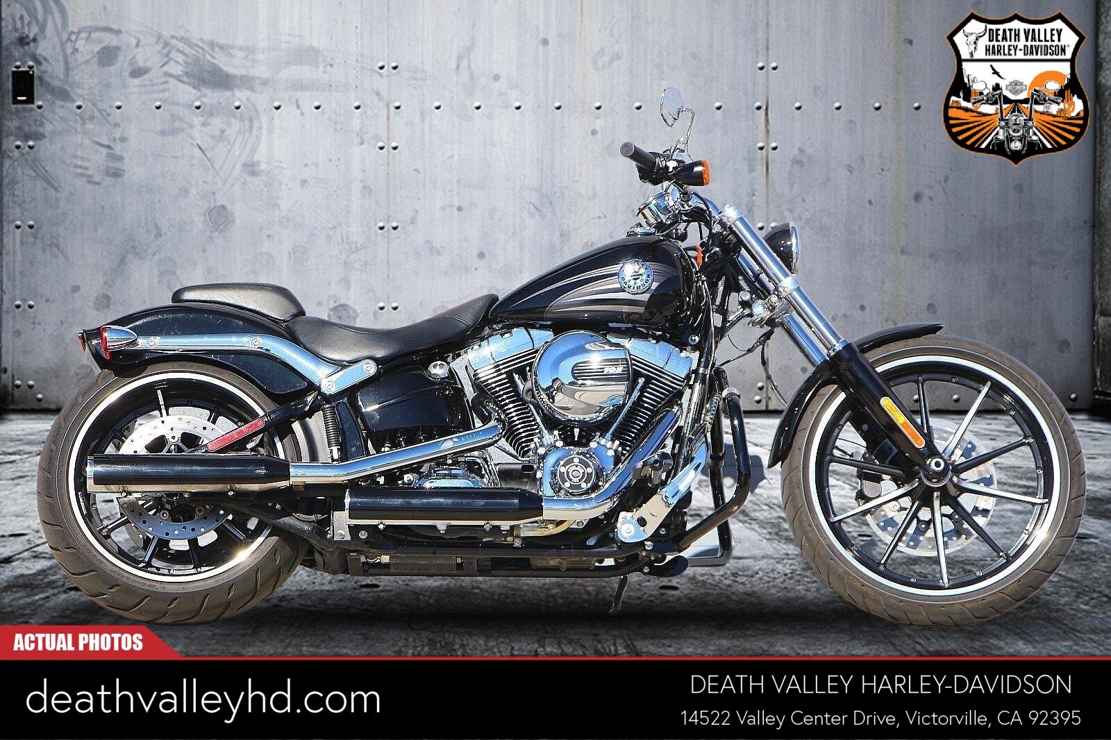 2016 Harley-Davidson Breakout [97]