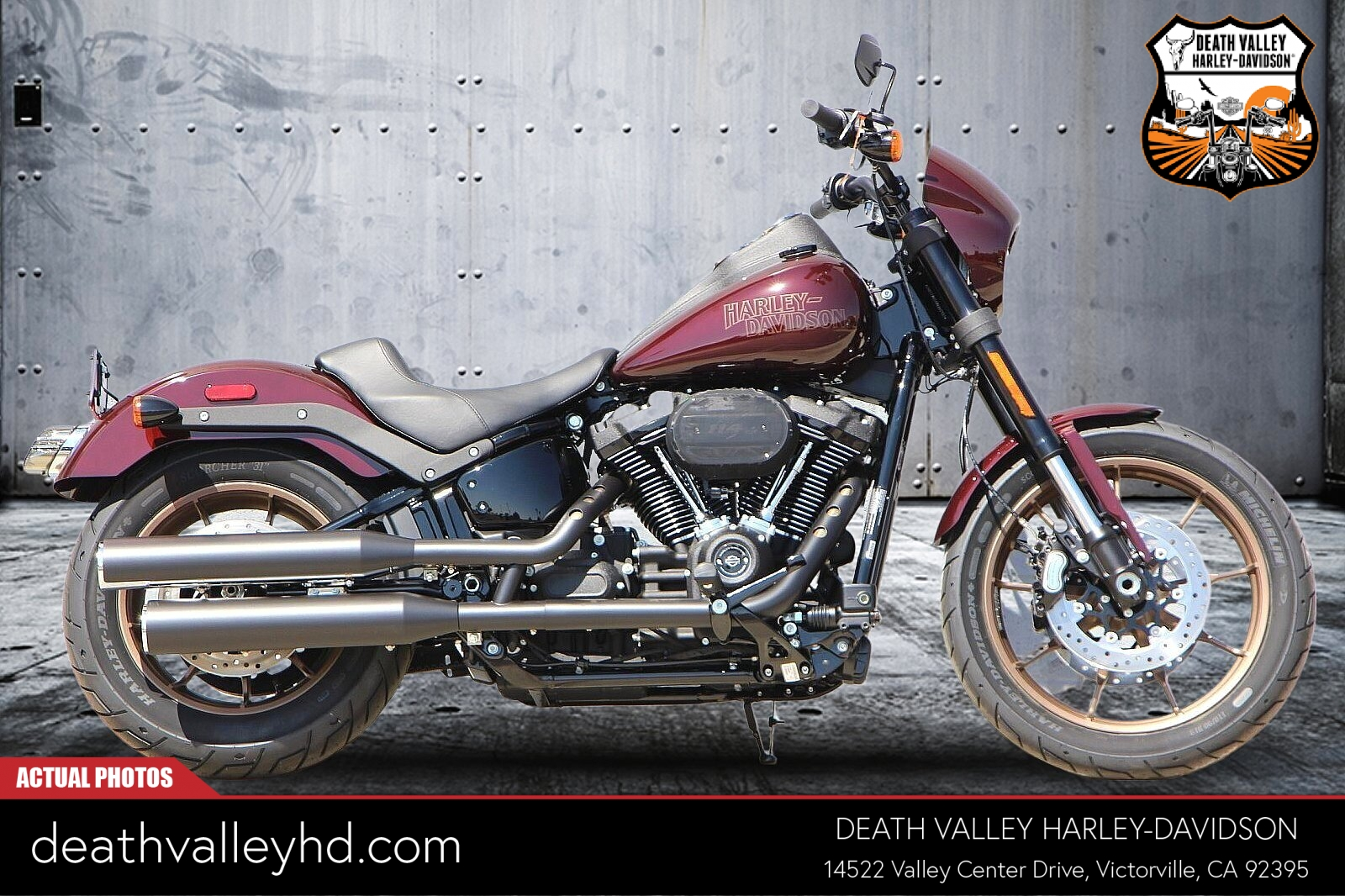 2021 Harley-Davidson Lowrider S [97]