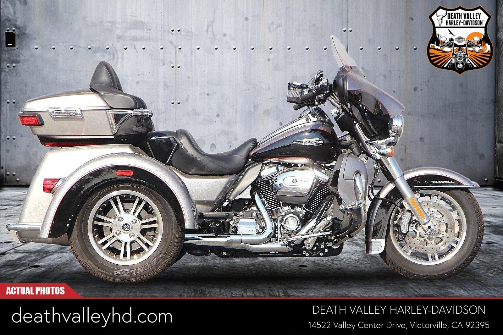2017 Harley-Davidson Tri Glide Ultra [21]