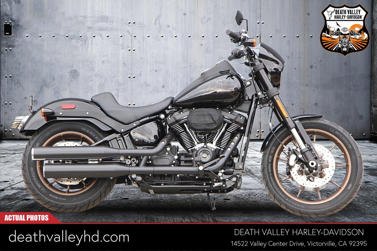 2021 Harley-Davidson Lowrider S [44]