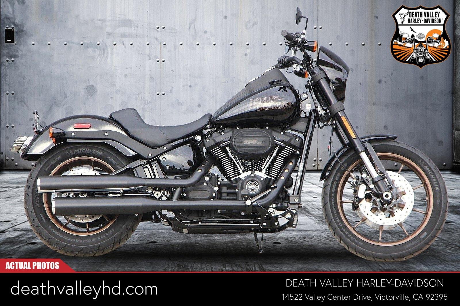2021 Harley-Davidson Lowrider S [48]