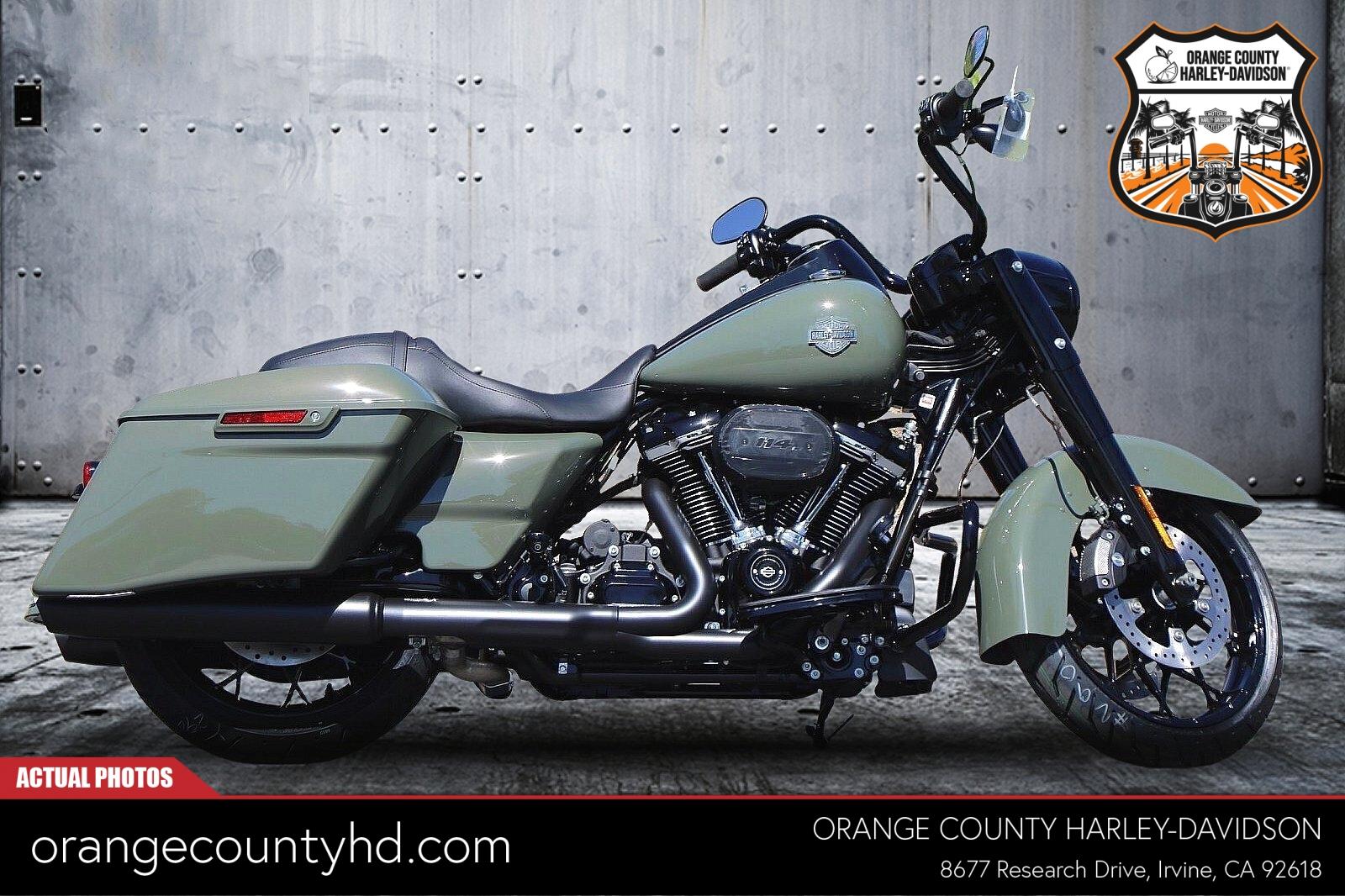 2021 Harley-Davidson Road King Special [44]