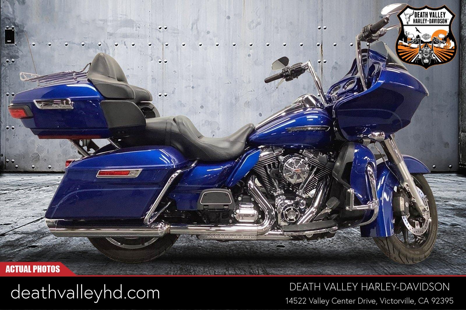 2016 Harley-Davidson Road Glide Ultra [98]