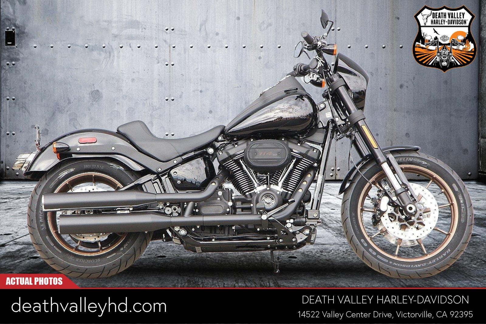 2021 Harley-Davidson Lowrider S [50]