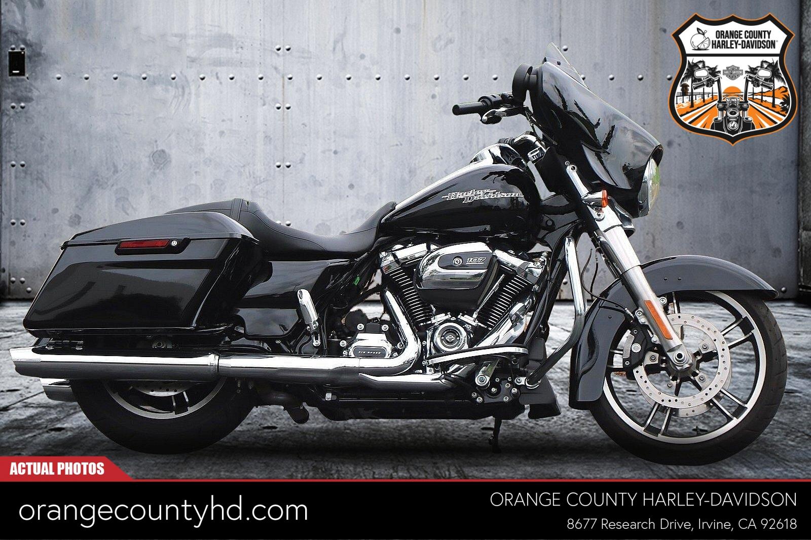 2019 Harley-Davidson Street Glide [24]