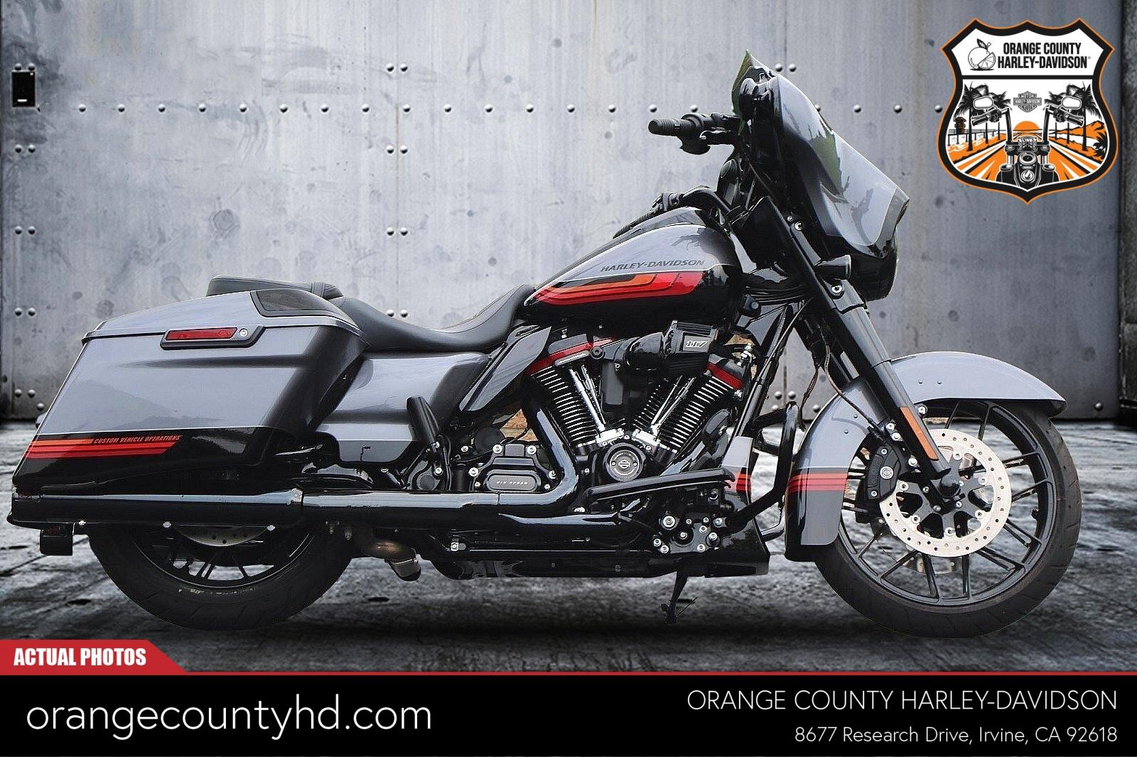 2020 Harley-Davidson CVO Street Glide [86]