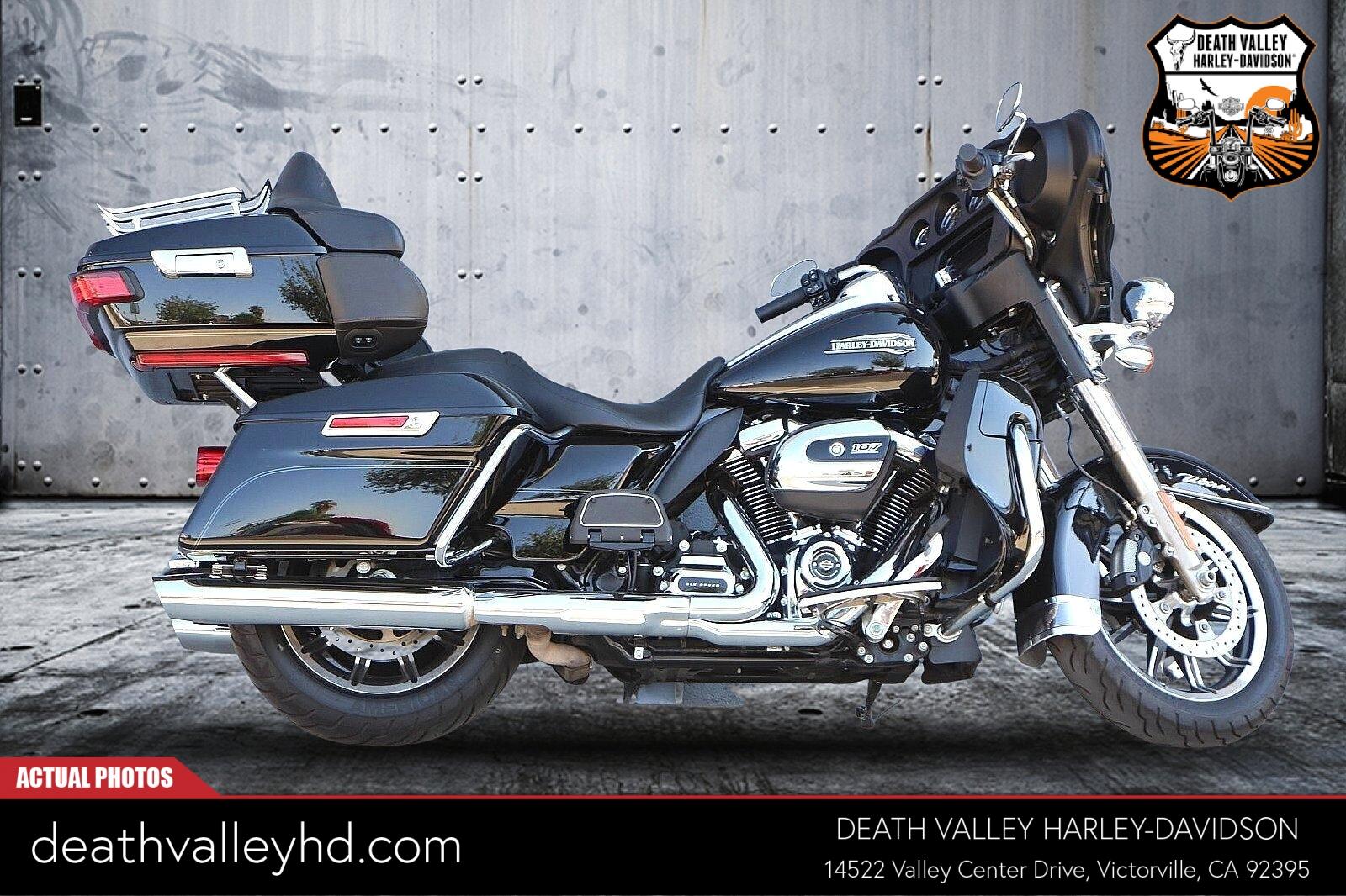 2019 Harley-Davidson Electra Glide Ultra Classic [40]